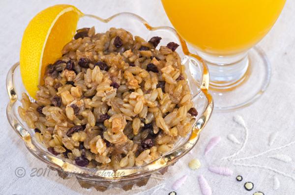Icelandic Breakfast Barley — Kuchen Together